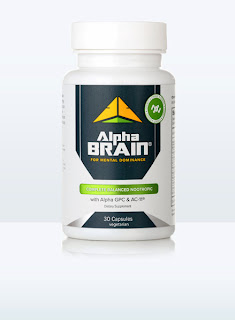 Nootropic Alpha Brain