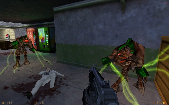 Half Life 1 Free Download PC Game