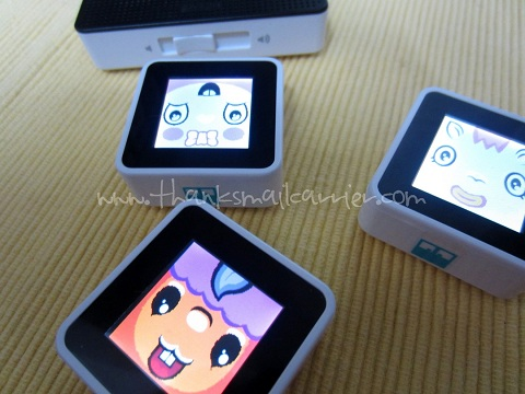 Sifteo Cubes Cube Buddies