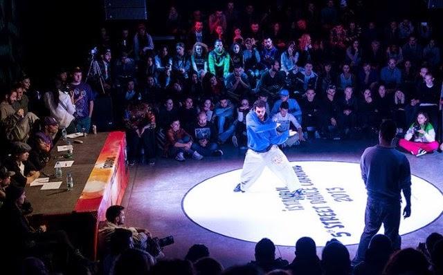 6. İstanbul Street Dans Karnavalı