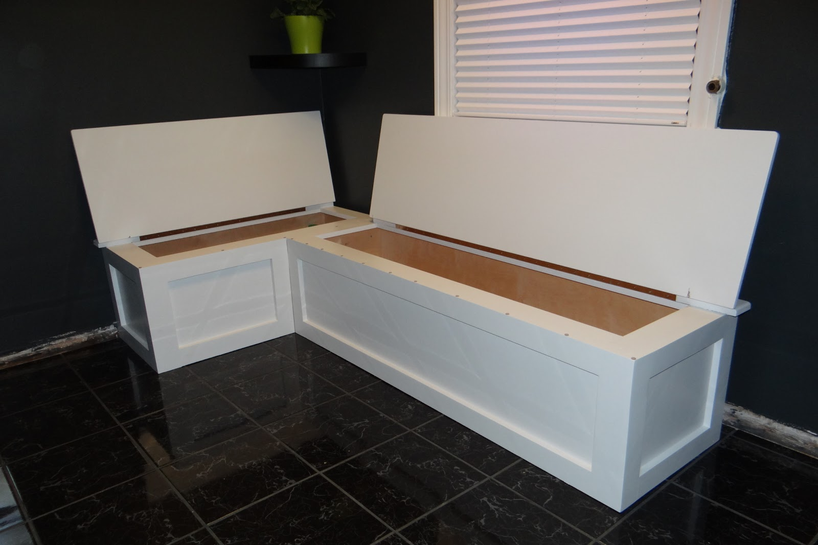Interior design kitchen banquette - Kitchen bench designs ...
