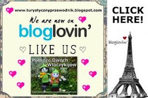 Śledź nas za pomocą BlogLovin'! :)
