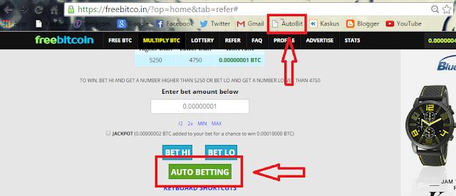 Cara Mendapatkan Bitcoin Secara Gratis Setiap Detik