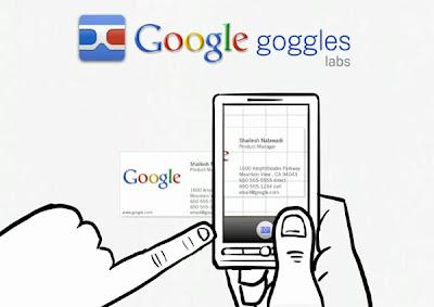 Google Goggles: L'appareil photo Android est intelligent avec Goggles-1.6