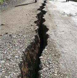 Misteriose luci prima dei terremoti
