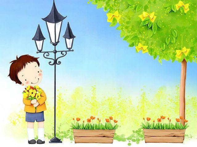 Ilustraciones de Kim Jong Bok