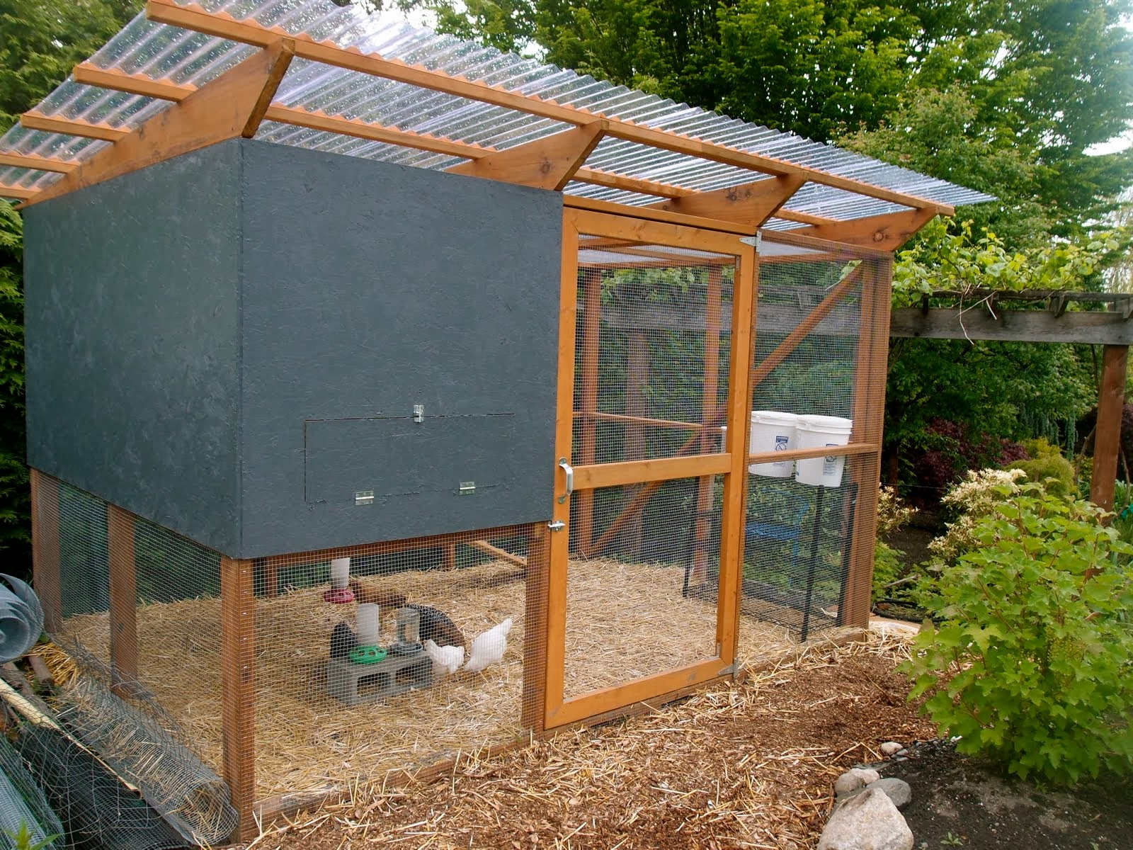 61 DIY Chicken Coop Plans & Ideas That Are Easy to Build (100 Free)