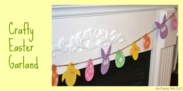 garlandtitle Craft Time with Kids: Easter Garland