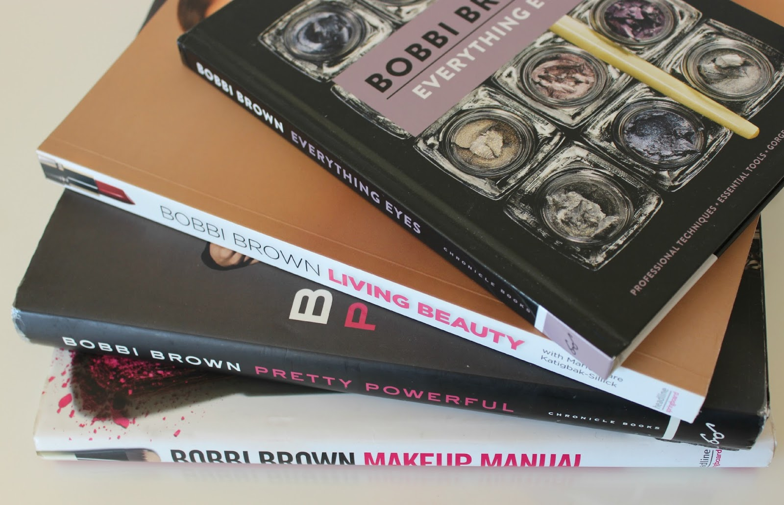 A picture of Bobbi Brown Beauty Books