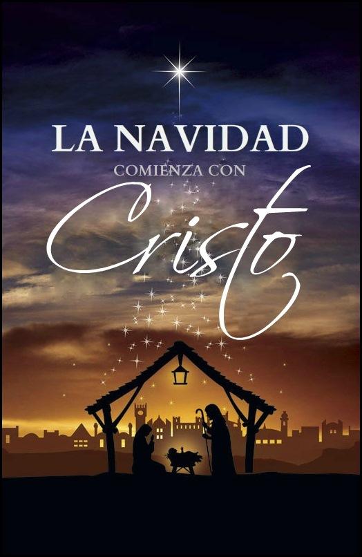Tarjetas de navidad imagenes de navidad cristianas - Frases cristianas para felicitar la navidad ...
