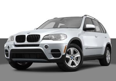 2012 BMW X5 xDrive50i Silver