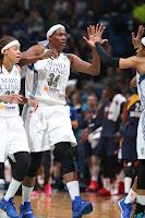 BALONCESTO (WNBA Finals 2015) - Fowles conduce a las Lynx a empatar la serie