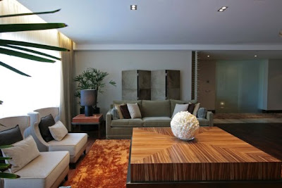 Architects Modern Interior Lounge Room