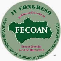 IV CONGRESO ANDALUZ DE COFRADÍAS Y ASOCIACIONES ENOGASTRONÓMICAS