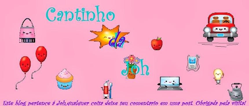 Blog Cantinho da Joh