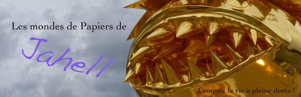Les Mondes de Papier de Jähell