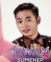 Irwan Sumenep D'Academy 2