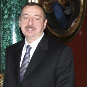 Aliyev Ilham speech Azerbaijani