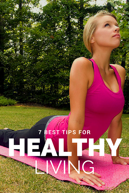tips for healthy living