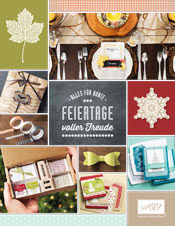 Stampin' Up! Herbst/Winterkatalog 2013