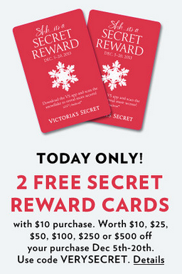 The Truth & Facts About Victoria secret gift card cvs