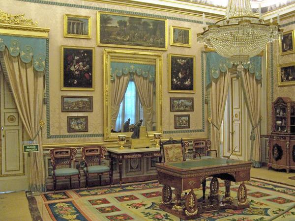 Mi casa es mi mundo el palacio real de aranjuez for Juzgados de aranjuez