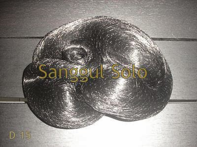 Model Sanggul D15