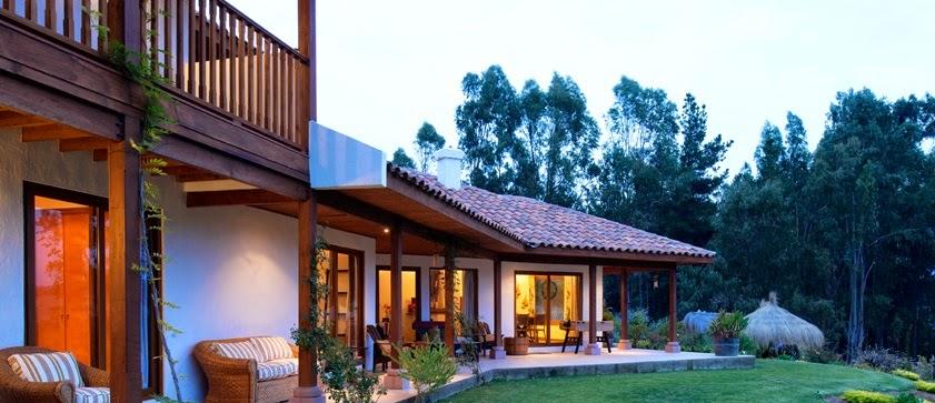 Fachadas de casas coloniales chilenas fachadas de casas - Fotos de casas estilo colonial espanol ...