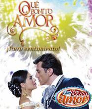 Vídeo Qué Bonito Amor en novelascloud.com