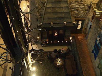 Castel hotel - Ireland Dublin From the Inside