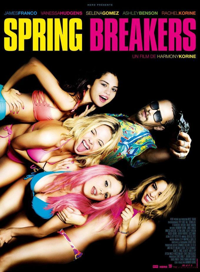 Spring Breakers (2013) Online