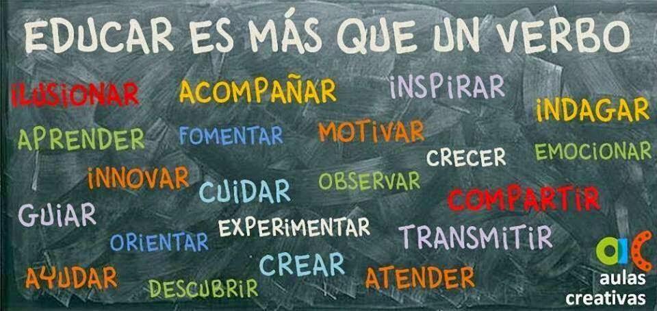 Educar es