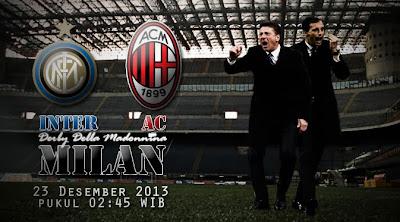 Inter vs Milan: Perang Saudara di Akhir Tahun