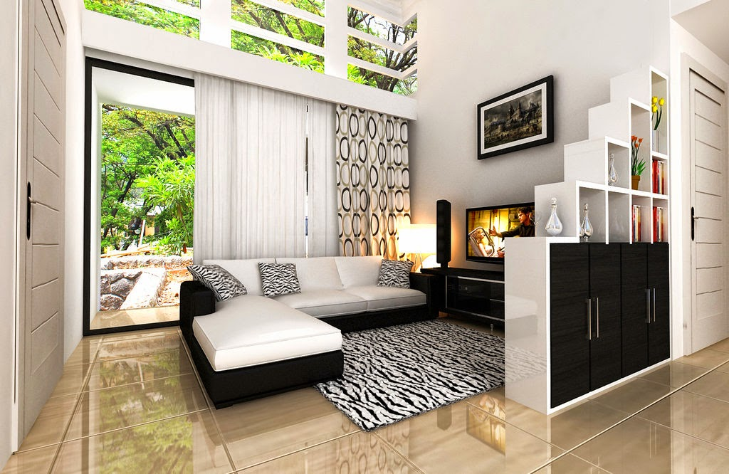dekorasi rumah minimalis modern desain rumahku