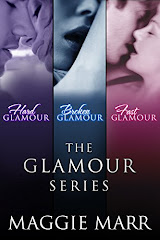The Glamour Series (Books 1-3) - 23 June