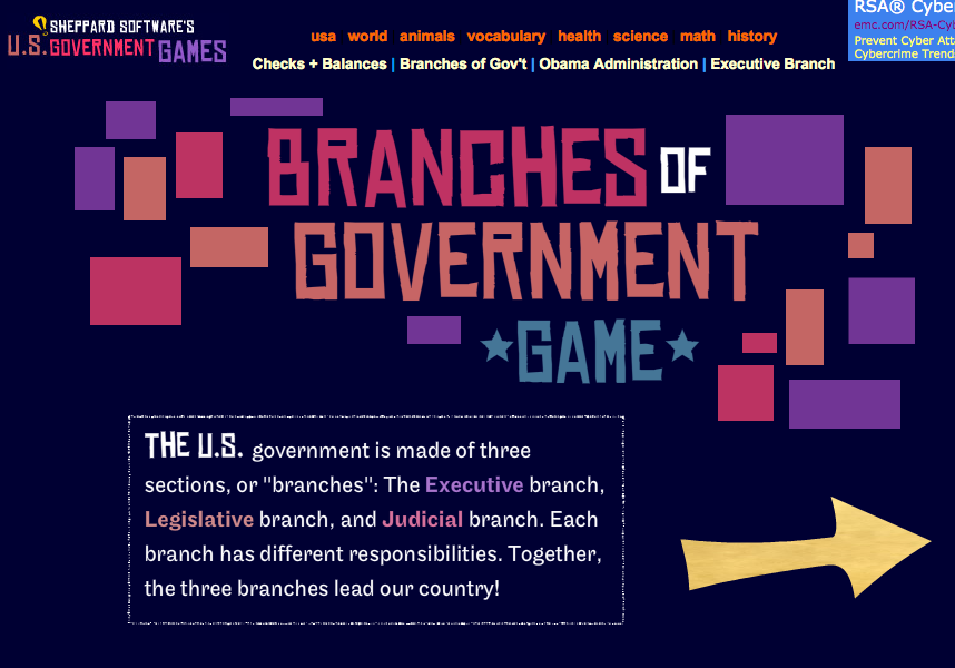 http://www.sheppardsoftware.com/usa_game/government/branches_government.htm