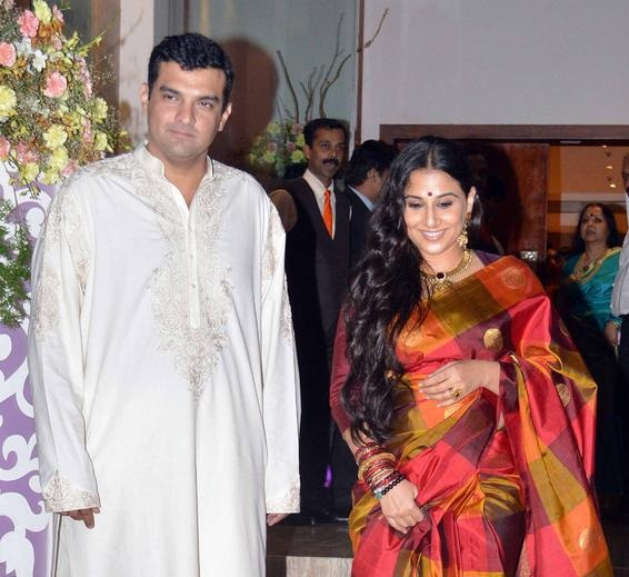 Vidya Balan Marriage Pictures Ceremony Latest News Images/Photos/Pics films Siddharth Married