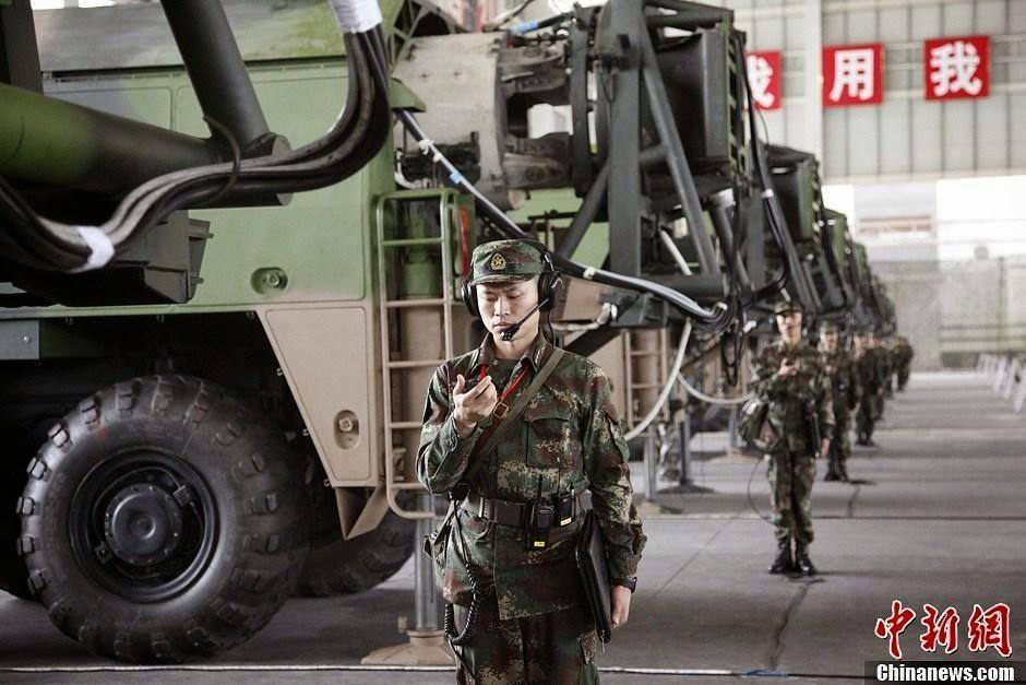 PLA DF-15 missile DF-15+missile+5