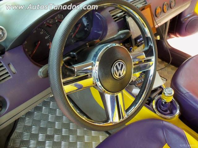 volante, Gol G3, interior tunado