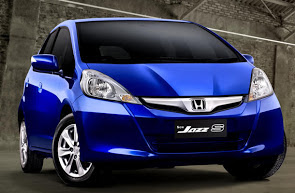 New Honda Jazz 2013 Biru