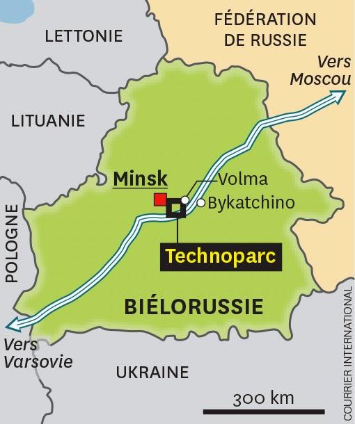 Investissement chinois en Bielorussie