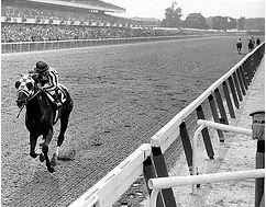 2014: Like Secretariat at the Belmont