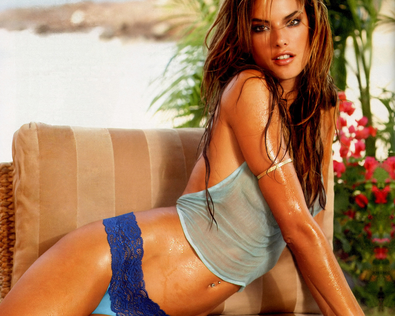 Hot Brazilian Girl pertaining to panas: alessandra ambrosio - brazilian supermodel pictures
