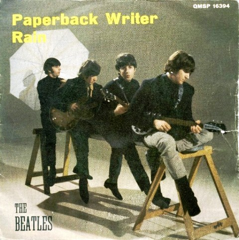 Paperback writer lyrics