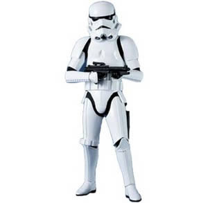 Imperial Stormtrooper from Star Wars