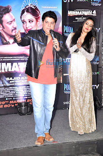 Sonakshi Sinha unveils 'Himmatwala's item number'