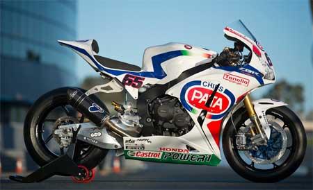 Honda CBR1000RR PATA Honda