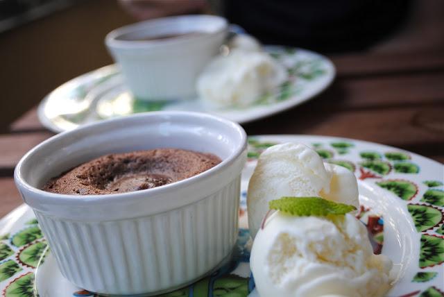 choklad, baka, recept, efterrätt, dessert, fika, glass, vaniljglass, vanilj, söta saker