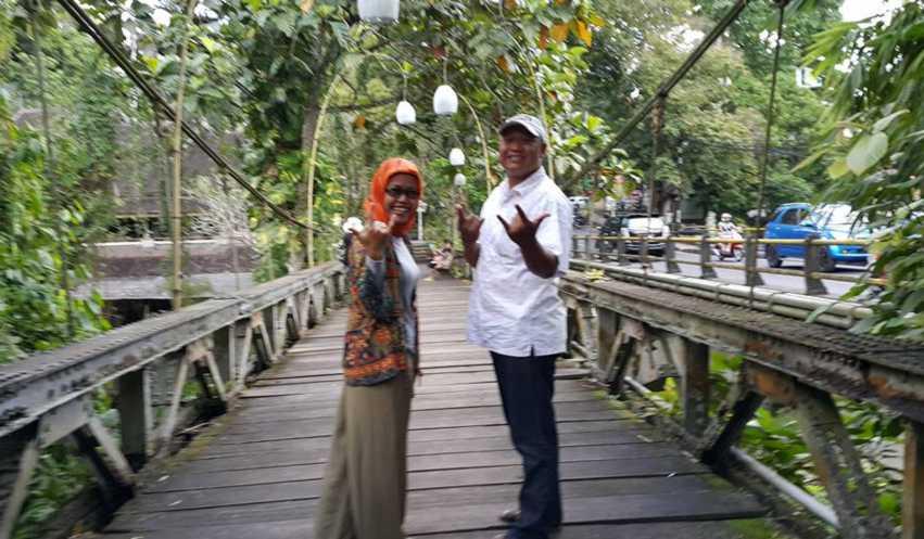Gembok Cinta Ubud Mulai di Buru Wisatawan di Bali