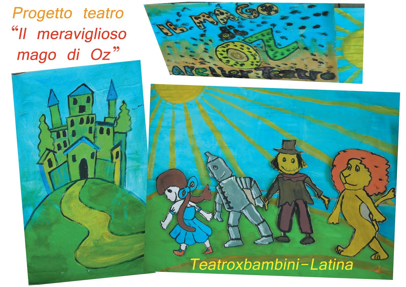Teatro per l infanzia teatroxbambini latina